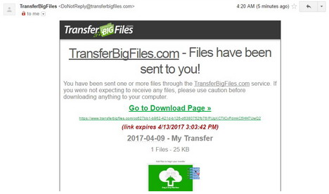 transferbigfiles-download-page