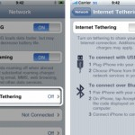 How to Use iPhone As a Modem