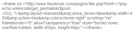 facebook_like_button_code_for_wordpress_blog