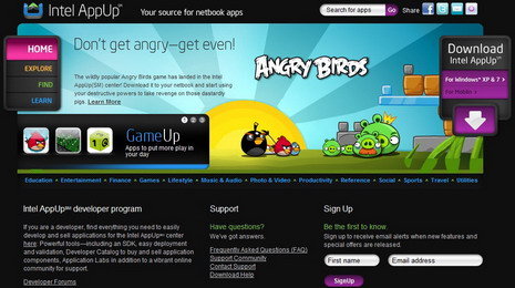 Download Angry Birds for PC, Notebook, Netbook, Laptop and