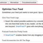 How to Optimize, Publicize and Monetize FeedBurner Feed for Website or Blog