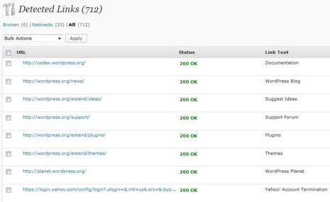 using_broken_link_checker_plugin_to_check_broken_links_and_dead_links_in_website_or_wordpress_blog_2