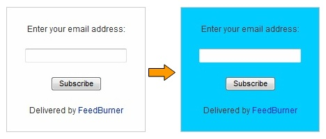 how_to_add_or_change_background_colour_on_feedburner_email_subscription_form
