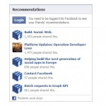 How to Display Facebook Recommendations on Your website or Blog