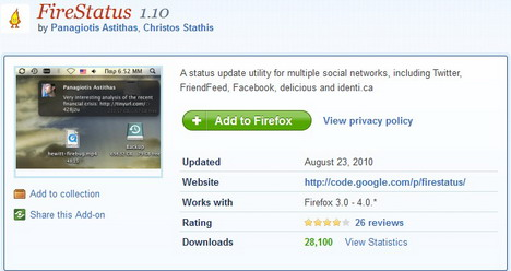 how_to_update_facebook_status_from_firefox