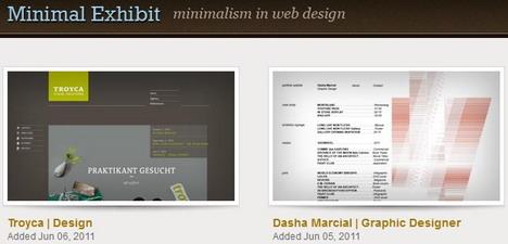 minimal_exhibit