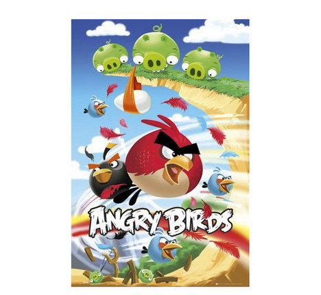 angry_birds_attack_video_game_poster