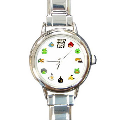 angry_birds_pigs_round_italian_charm_watch