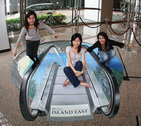 escalator_by_manfred_stader