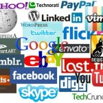 What Fonts are Used in the Logos of 40 Popular Websites