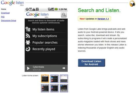 google_listen
