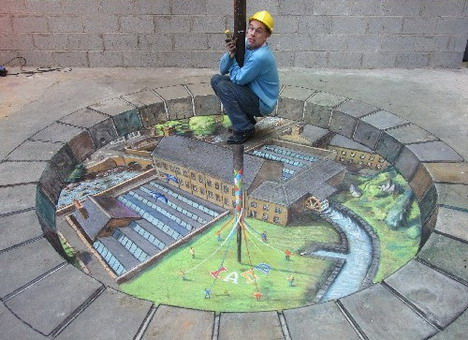 hang_on_by_julian_beever