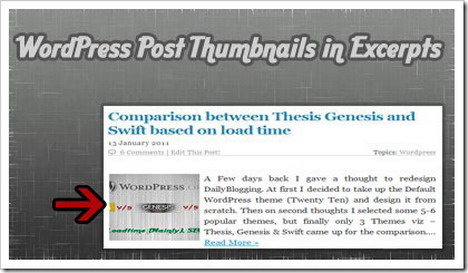 how_to_display_post_excerpt_and_post_summary_in_wordpress_themes