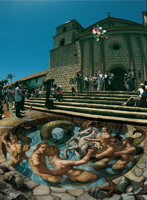 mermaids_by_kurt_wenner