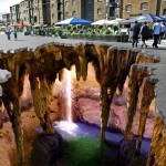 Best Collection of Amazing 3D Street Paintings (60 Photos)