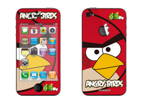 red_bird_iphone_skin