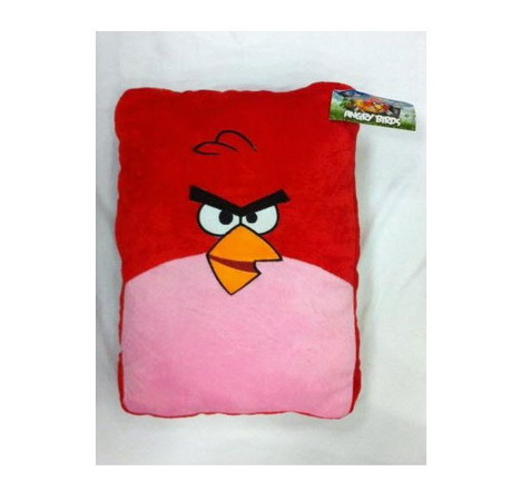 red_bird_plush_pillow