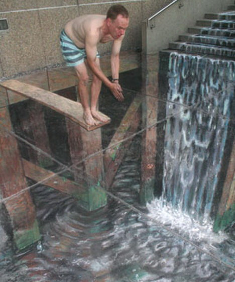 taking_the_plunge_by_julian_beever