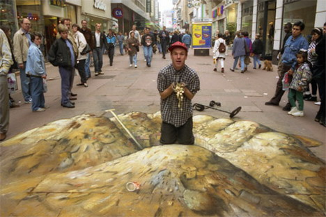 treasure_hunting_by_julian_beever