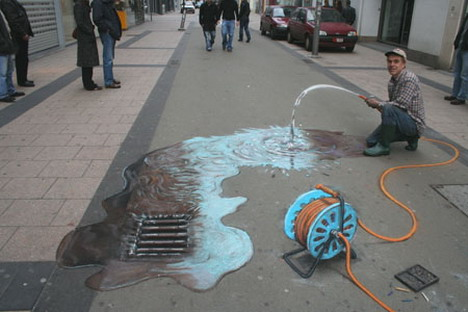 waste_of_water_by_julian_beever