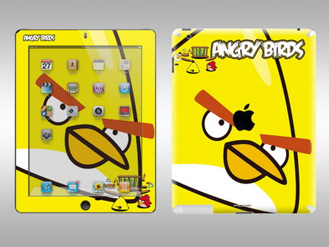 yellow_bird_ipad_skin