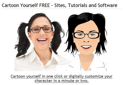 Top 20 Of Best Sites To Create Cartoon Characters Of Yourself Quertime