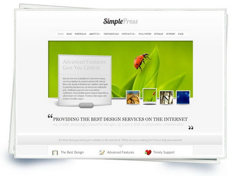 clean_simple_and_minimal_wordpress_themes