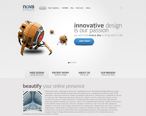 nova_wordpress_theme