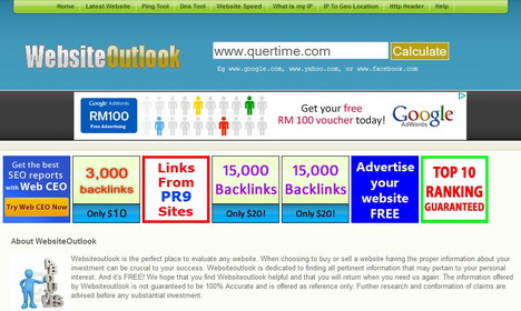 websiteoutlook