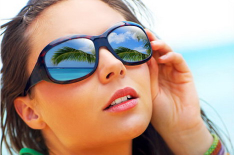 adding_reflections_to_sunglasses