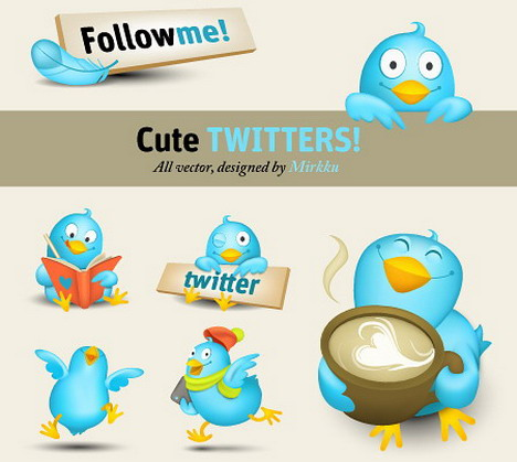 cute_tweeter_icon_set