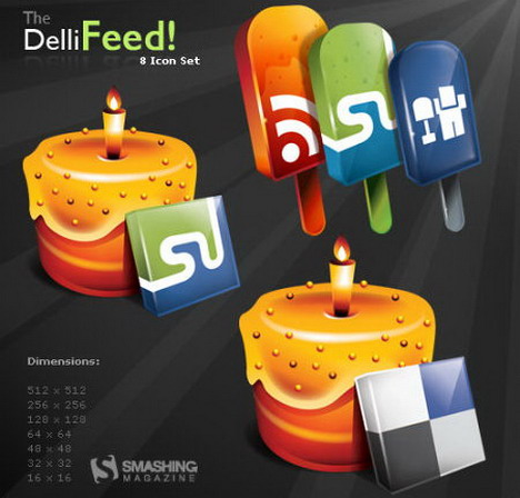 dellifeed_free_icon_set