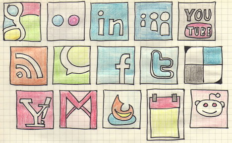 hand_drawn_social_media_icons
