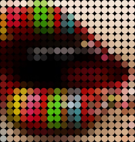 how_to_make_circle_pixels_pop_art_style