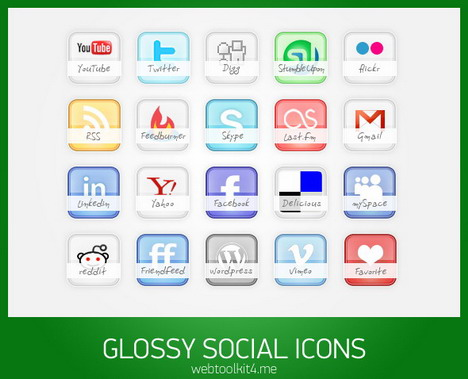 icon_set_free_glossy_social_icons
