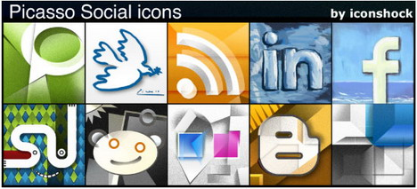 picasso_a_free_social_media_icon_set
