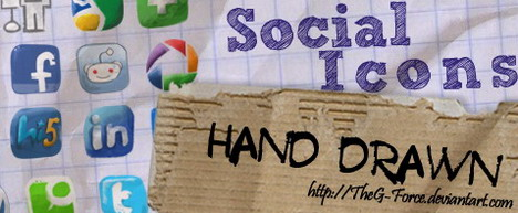 social_icons_hand_drawn