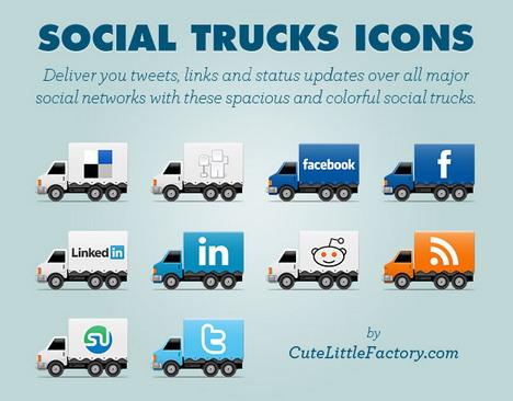 social_trucks_icons