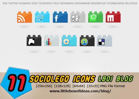 sociolego_lego_social_icon_set