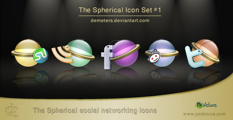 the_spherical_icon_set