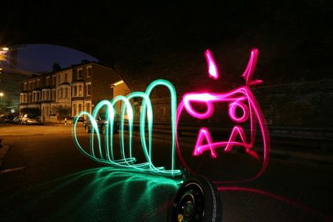 Light tricks