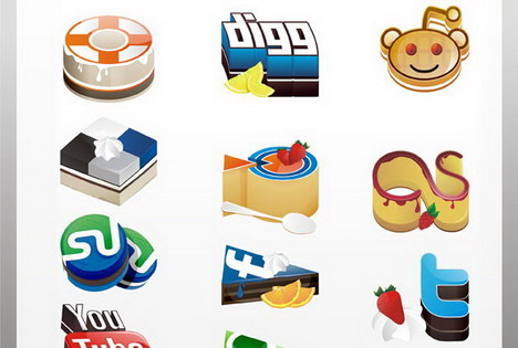 yammy_social_media_icons_set
