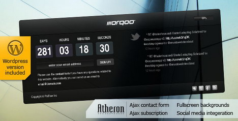 atheron_under_construction_template_wp_theme