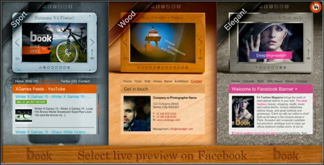 book_facebook_fan_page_themes_rss