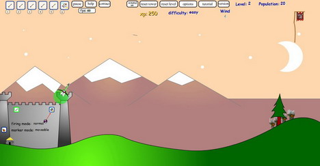 bowmaster_top_50_addictive_and_free_online_flash_games