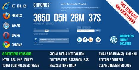 chronos_under_construction_template_wp_theme