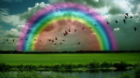 create_a_beautiful_rainbow_with_photoshop