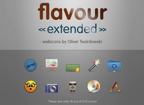 flavour_extended
