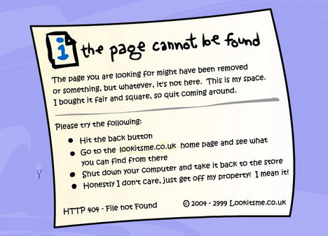 lookitsme_the_page_cannot_be_found_404_error_page