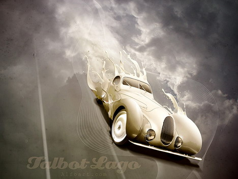 luxury_retro_car_poster_with_paint_splashing_effect